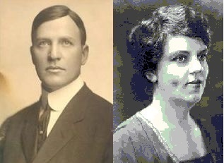 Max Ehrmann and wife